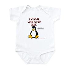 Future Computer Geek<br> Onesie