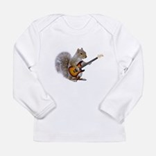 Unique Animals Long Sleeve Infant T-Shirt