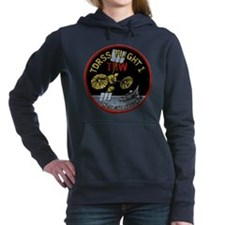 tdrs 1: program Women's Hooded Sweatshirt