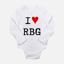 Funny Health care Long Sleeve Infant Bodysuit