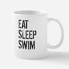 Eat Sleep Swim Mugs