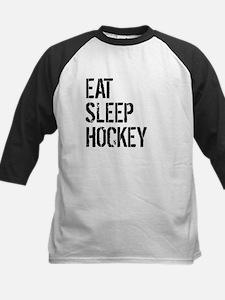 Eat Sleep Hockey Baseball Jersey