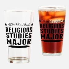 World's Best Religious Studies Major Drinking Glas