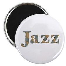 Chiseled Stone Jazz Magnet