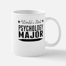 World's Best Psychology Major Mugs