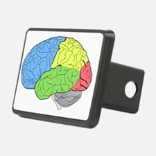 Cute Brain Hitch Cover