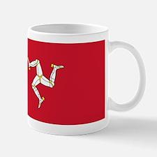 Isle of Man Flag Mugs