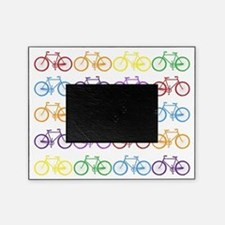 Funny Bicycles Picture Frame
