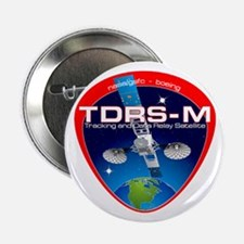 "TDRS-M Logo 2.25"" Button"