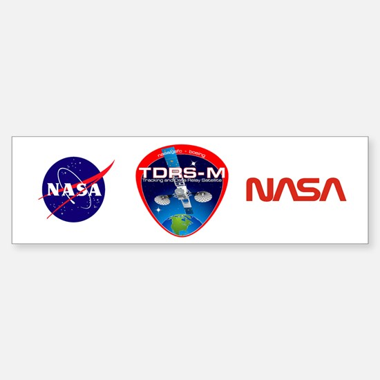 TDRS-M Logo Sticker (Bumper)