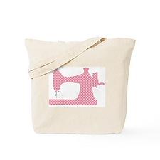 Cute Vintage sewing machine Tote Bag