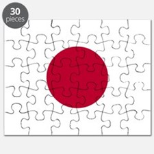 Japan Flag Puzzle