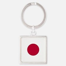 Japan Flag Keychains