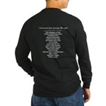 I Survived The Great Sacan Long Sleeve T-Shirt