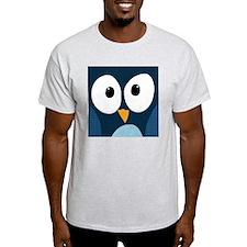 Unique Blue owls T-Shirt