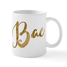 Golden Look Bae Mugs