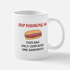 One Sandwich Mug