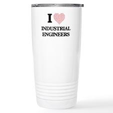 I love Industrial Engin Travel Mug