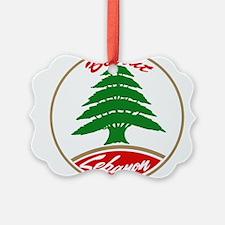 LEBANON copy.jpg Ornament