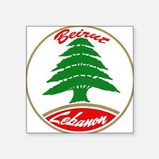 LEBANON copy.jpg Sticker