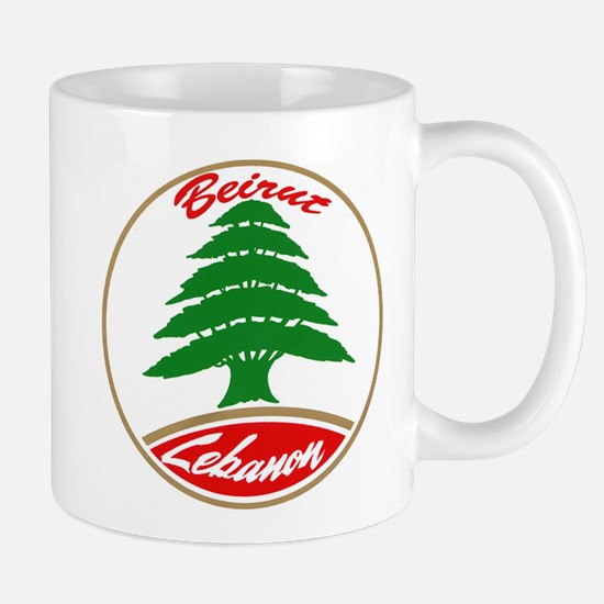LEBANON copy.jpg Mugs