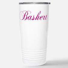 Cute Bashert Travel Mug