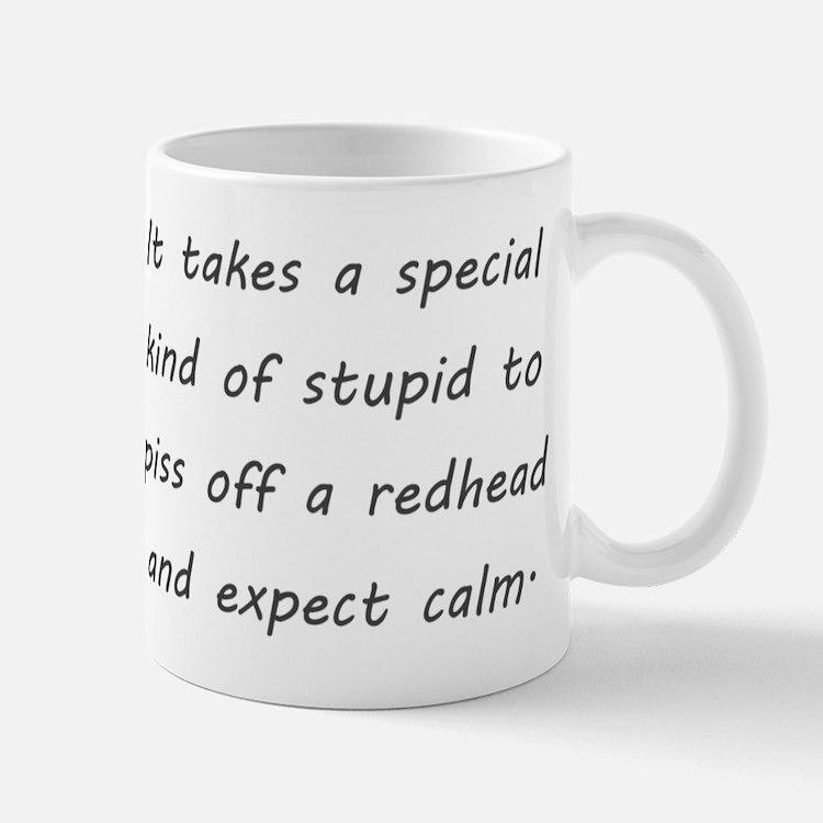 redhead Mugs