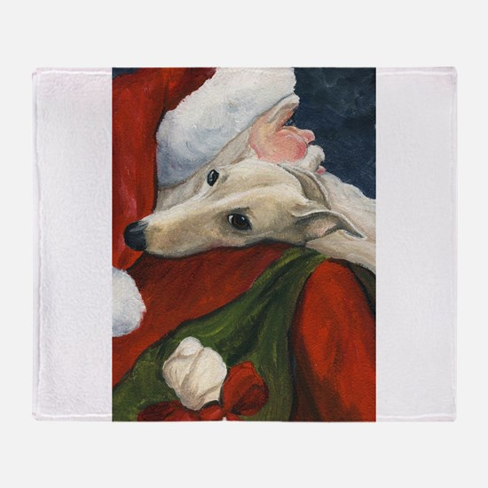 Cute Pet christmas Throw Blanket