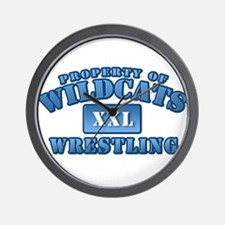 Central Mountain Wrestling 5 Wall Clock