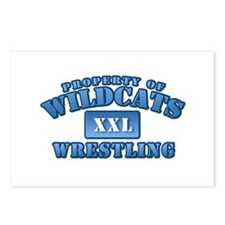 Central Mountain Wrestling 5 Postcards (Package of