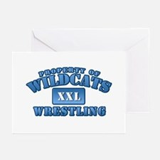 Central Mountain Wrestling 5 Greeting Cards (Pk of