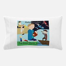 Reader Male Pillow Case
