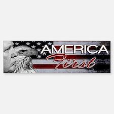 Unique Donald trump Sticker (Bumper)