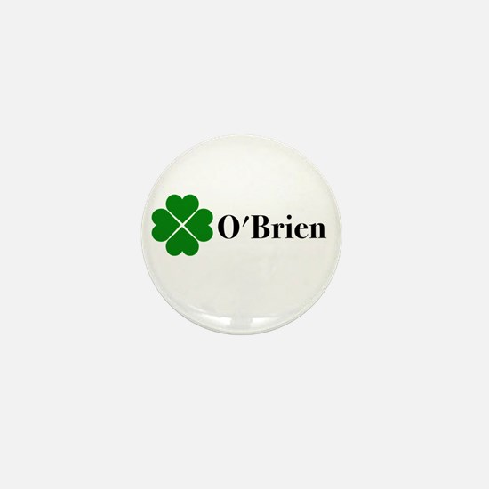 O'Brien Mini Button (10 pack)