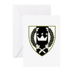 Meridies Greeting Cards (Pk of 10)