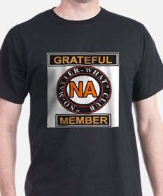 Funny Narcotics anonymous T-Shirt