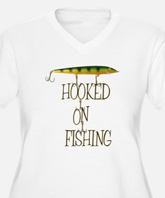 Hooked On Fishing2 T-Shirt
