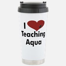 Cute Love teaching Travel Mug