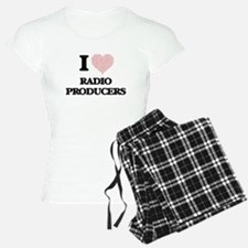 I love Radio Producers (Hea Pajamas