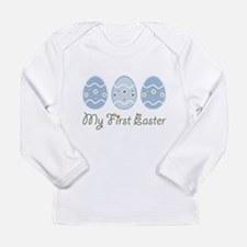 Unique Rabbit easter bunny chocolate make mine chocolate Long Sleeve Infant T-Shirt