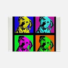 Dalmatian Pup Art Magnets