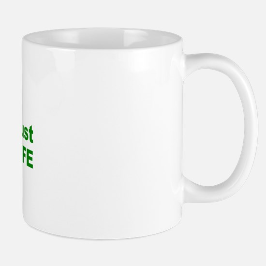 Football Green Bay Mug