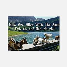 Musical Goats Magnets