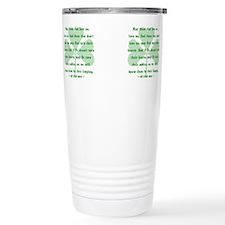 Funny Gaeilge Travel Mug