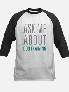 Dog Training Baseball Jersey