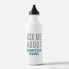 Dumpster Diving Water Bottle