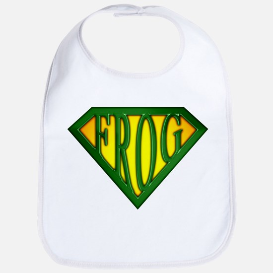 SuperFrog(Green) Bib