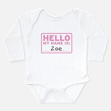 Cool 30th birthday infant body suit Long Sleeve Infant Bodysuit