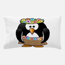 Hawaii Penguin Pillow Case