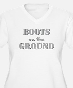 BOOTS on the GROU T-Shirt
